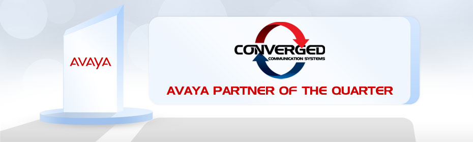 Avaya Partner of the Quarter